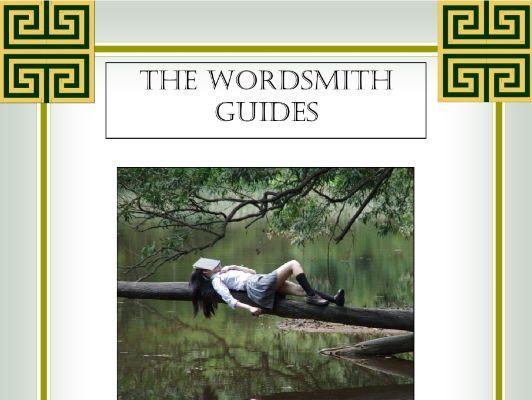 Close Reading (Prose Fiction) Teaching Copy