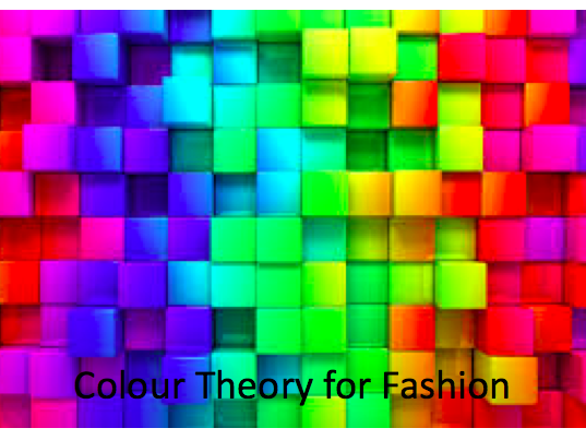 Colour theory for fashion - Part 1