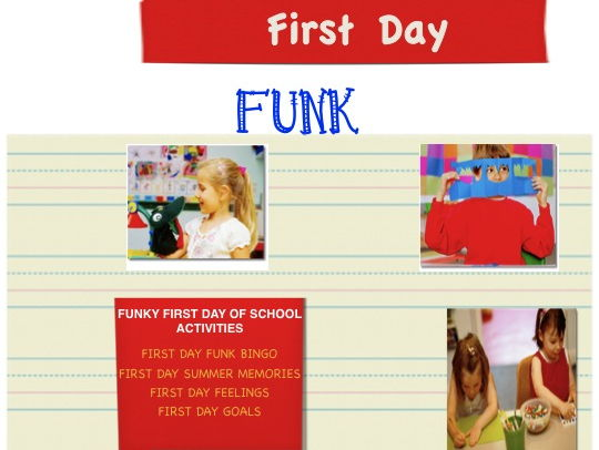 First Day Funk