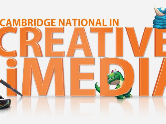 **R082 Creating Digital Graphics with 15 VIDEOS! - Creative iMedia - Task 1-4 (Teacher Resource )**