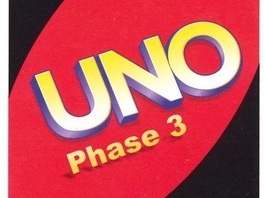 Phonics - UNO, Phase 3