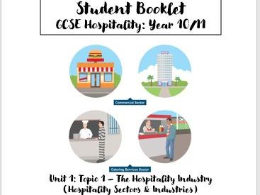 Introduction to the Hospitality Industry/Exploring Hospitality