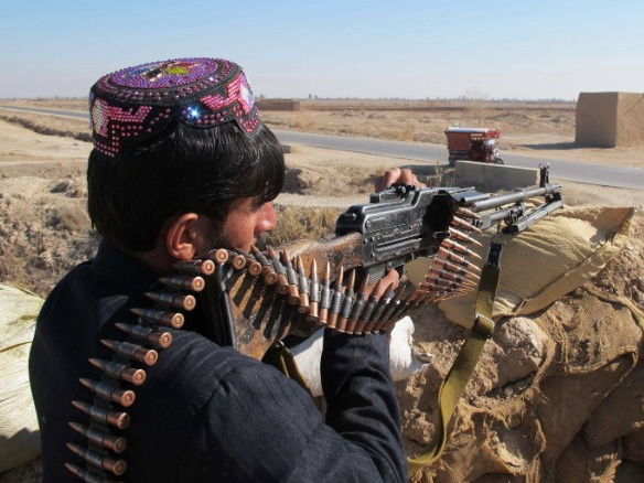Guerrilla Warfare in Afghanistan