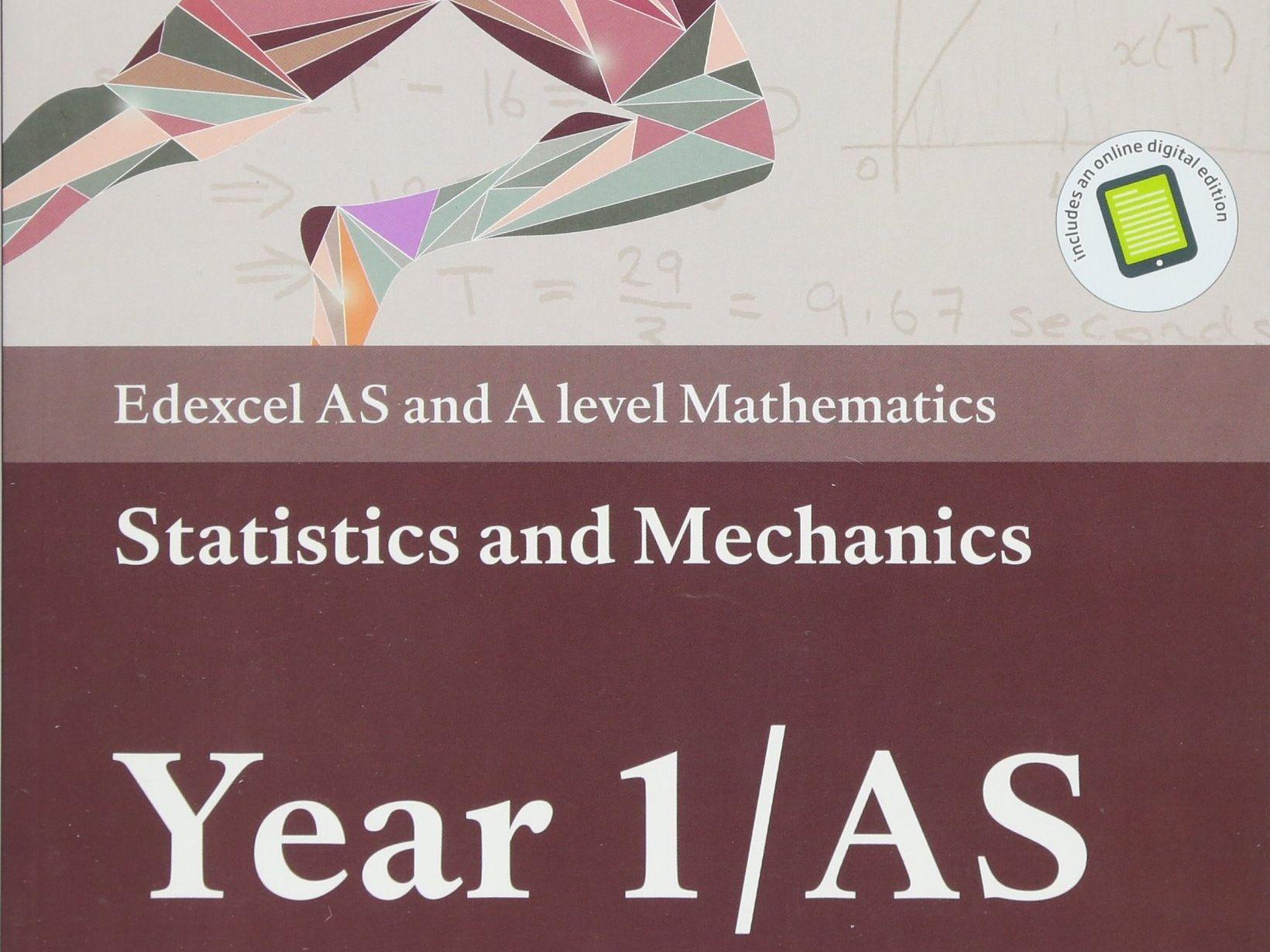 AS Maths Statistics & Mechanics complete notes bundle