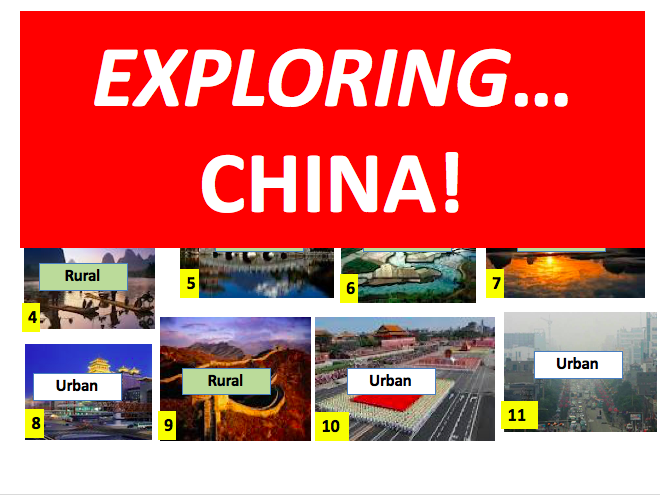 Exploring China! Bundle