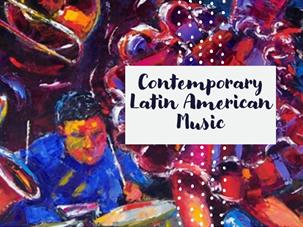 AQA GCSE Music AoS3 Contemporary Latin
