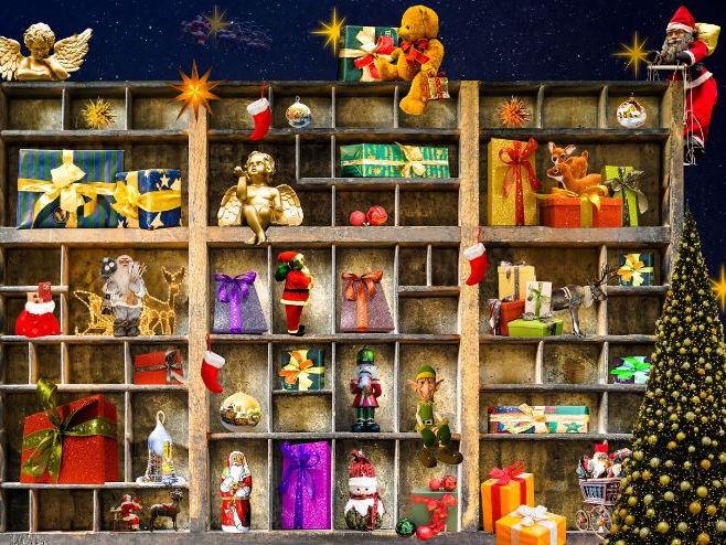 Christmas Make it Reasoning