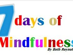 The 7 Days of Mindfulness by Beth Reynolds