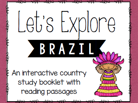 Country Study - Brazil