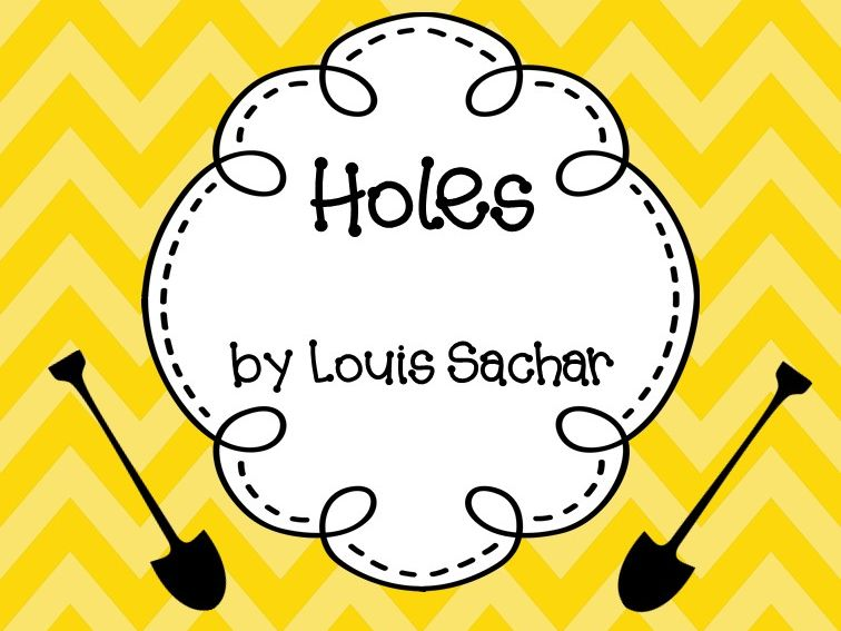 Holes Chapter Questions