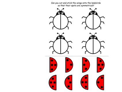 Ladybird symmetry