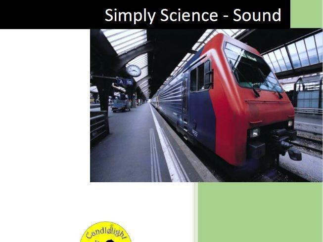 Simply Science - Sound ( & Pitch) Bundle
