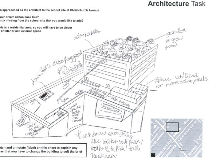 School Design Project - Introduction - Innovation, Sustainability and Materials