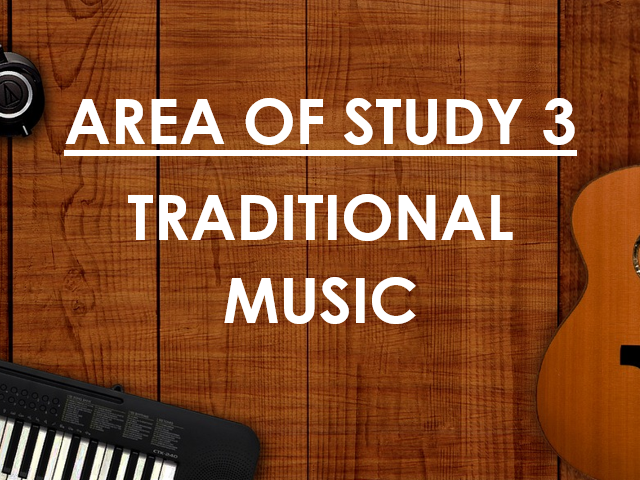 AQA GCSE Music Workbooks: Area of Study 3