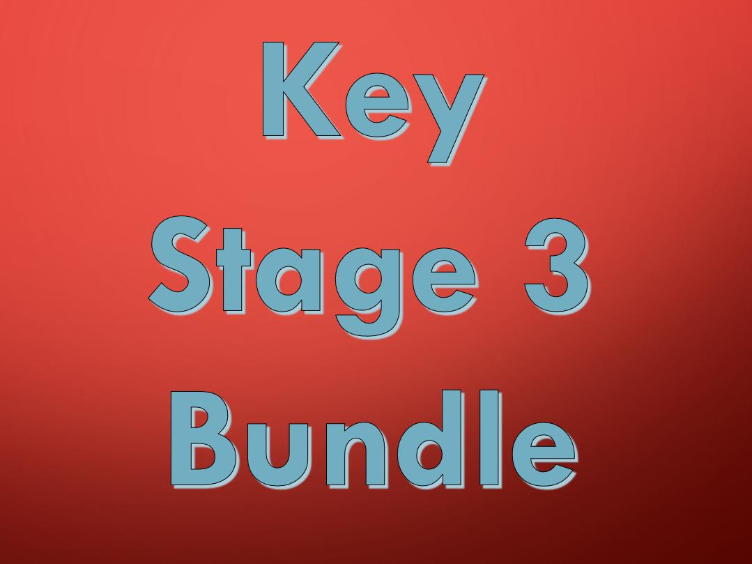 Key Stage 3 Music Bundle