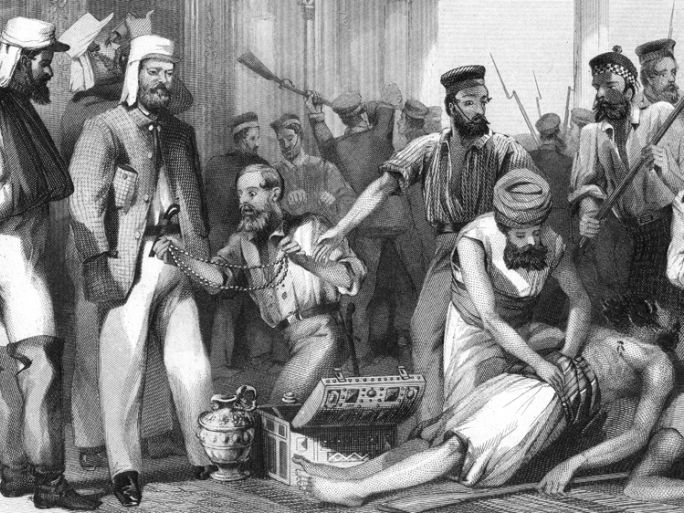 AQA GCSE Migration, Empire & People: British Expansion into India