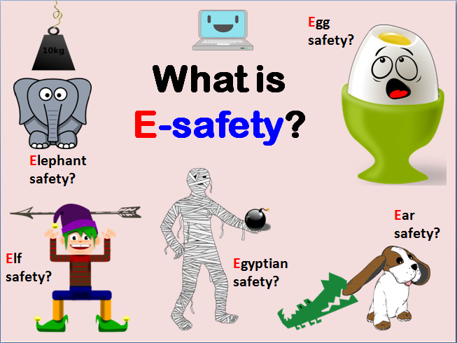 E-safety assembly and lesson for KS1 and KS2