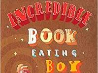 The Incredible Book Eating Boy KS2 Planning