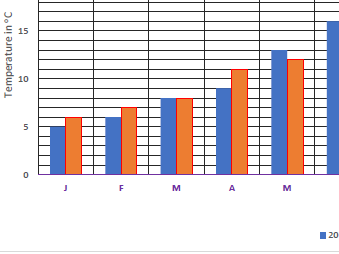 Analyse Bar Graphs/Charts 1 (Differentiated with answer sheet) - Two layouts