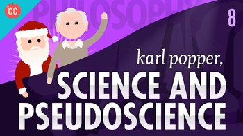 Crash Course Philosophy # 8 Karl Popper, Science, and Pseudoscience Q & A Key