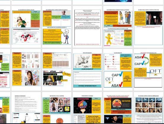 A2 EDUQAS MEDIA, COMP 2 REVISION GUIDE (SEC C, ONLINE MEDIA ZOELLA AND  ATTITUDE