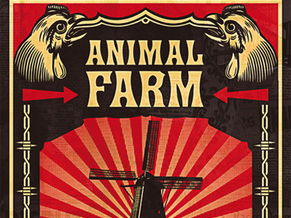 Animal Farm - by George Orwell