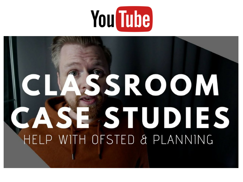 Using case studies to improve practice, improve planning and support and ofsted inspection