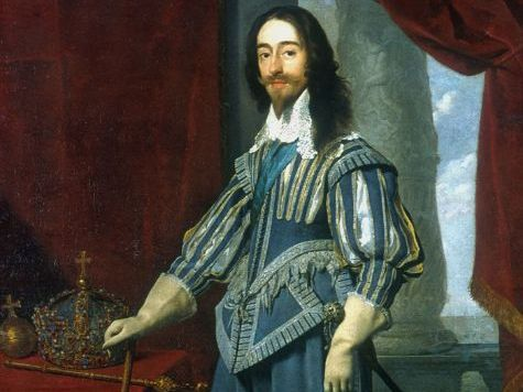 King Charles I - Finance and Religion