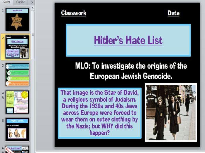 Holocaust Introduction