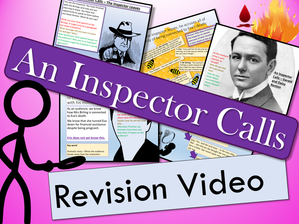 An Inspector Calls - Key Quotes