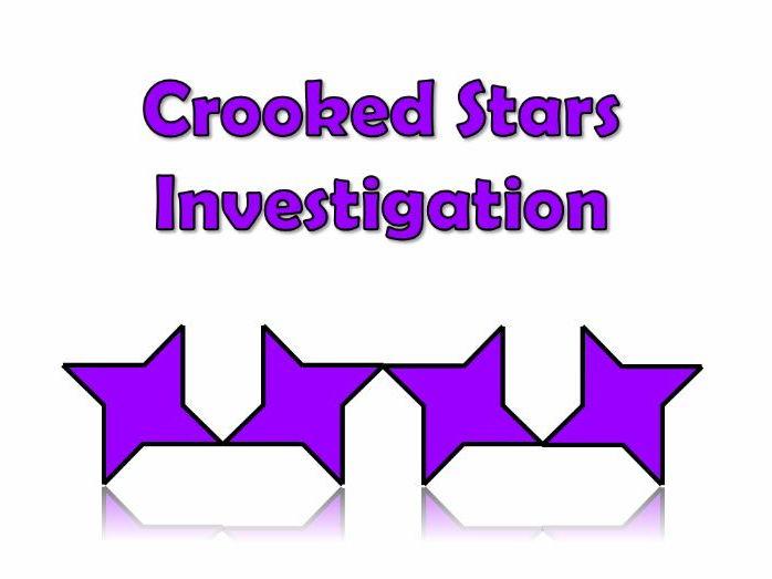 Crooked Stars Tessellation Investigation