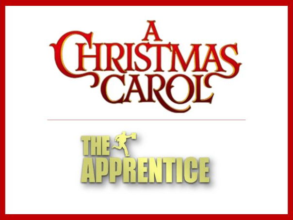 A Christmas Carol vs The Apprentice