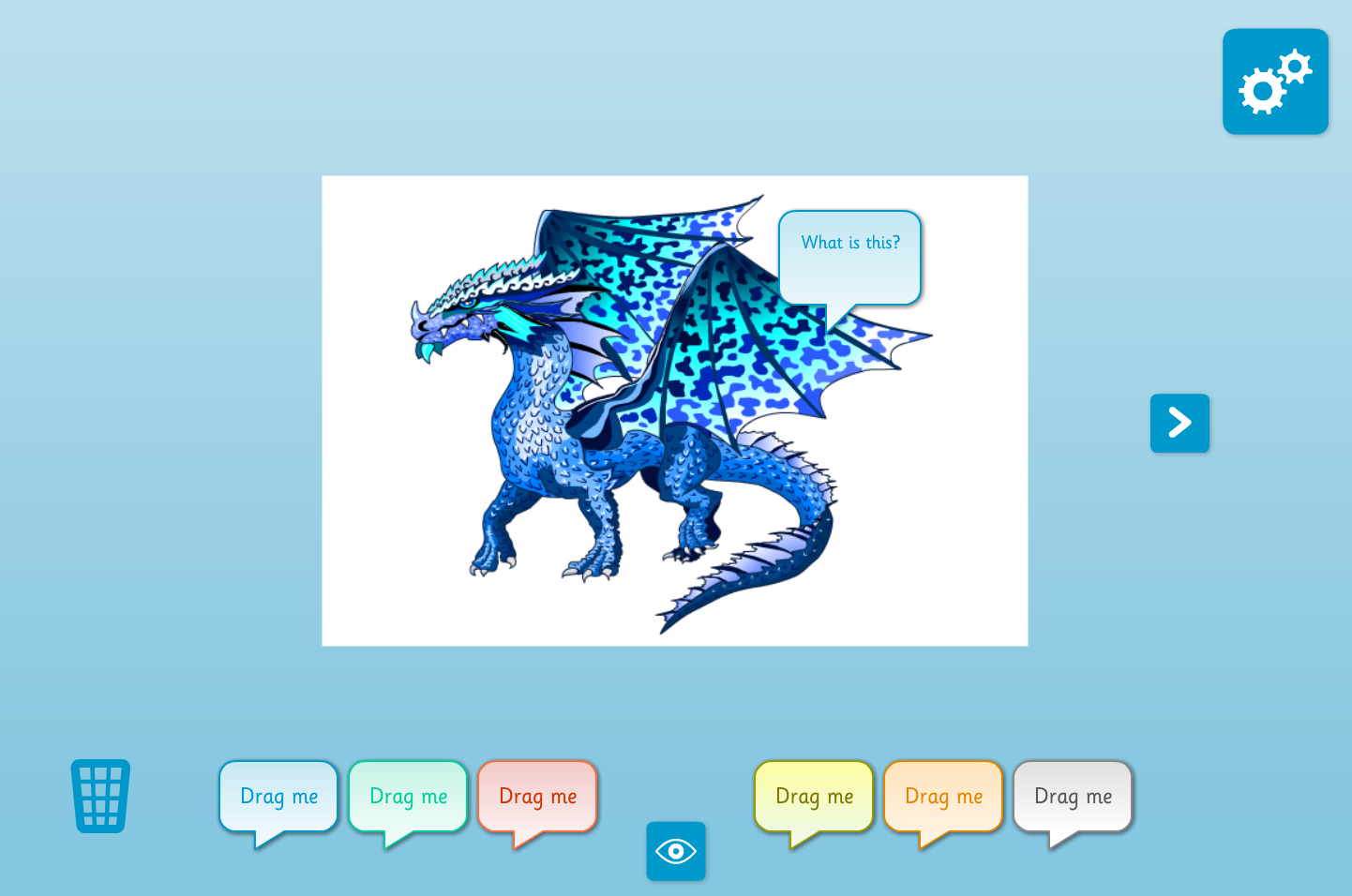 Celestial Animals - Interactive Picture Annotator - Chinese New Year KS2