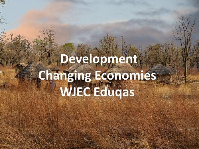 WJEC Eduqas GCSE - Development