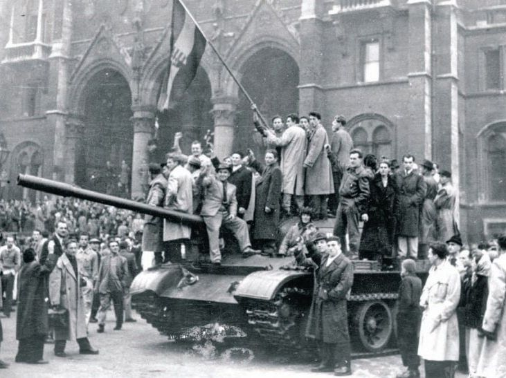 (CIEHistory9389) The Hungarian Uprising