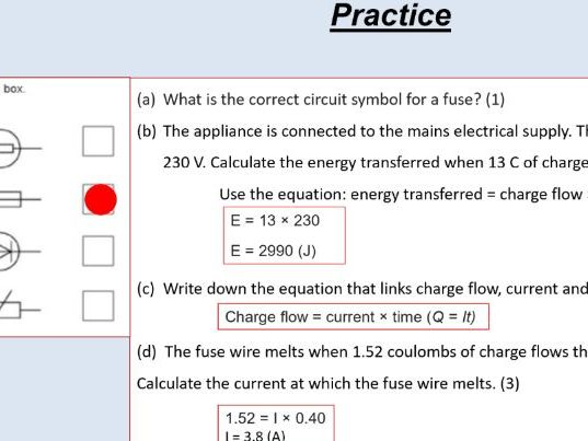 Help with gcse science coursework
