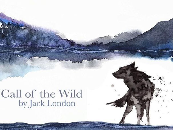 """The Call of the Wild"" - Jack London - Comprehension & Close Reading Questions"
