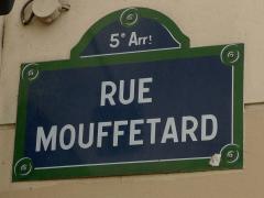 La Rue Mouffetard