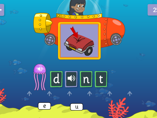 Phonics 4 - New Consonant and Vowel Patterns