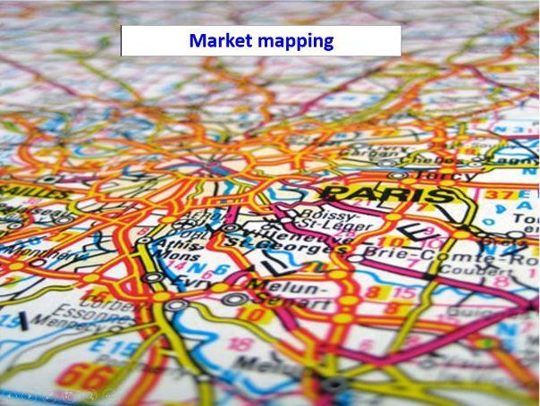 Market (positioning) map - 1.2.3