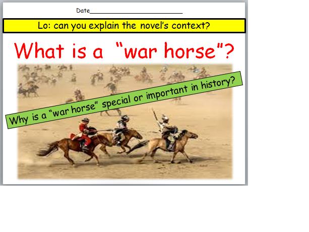 Warhorse - SOW