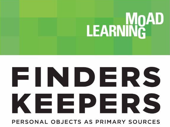 Finders Keepers - personal objects as primary sources. Lower primary: Neil Baker