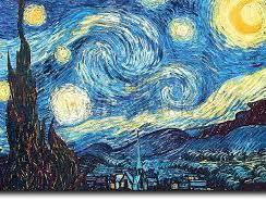 Starry Starry Night Creative writing