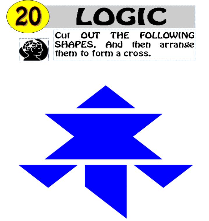 10 resource Logic Puzzle Bundle!! 11-20