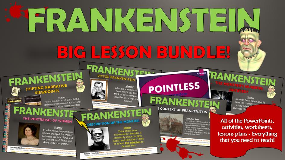 Frankenstein Big Bundle!