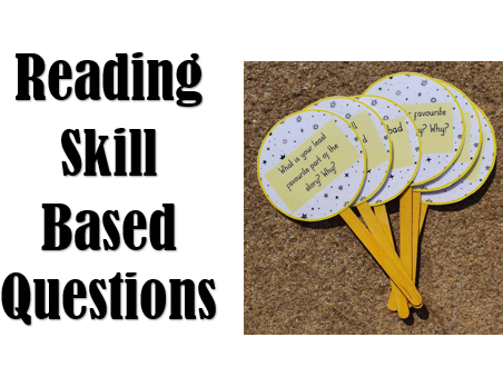 Reading Corner Questions
