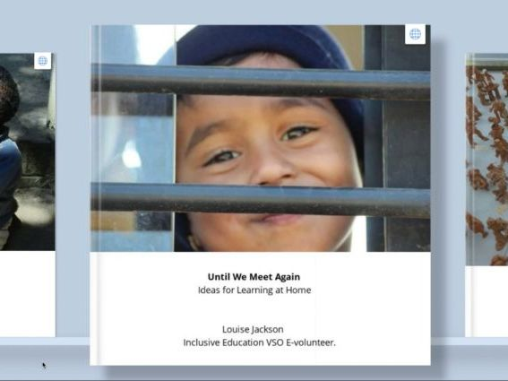 E-book of Nepali children 'Learning at Home'