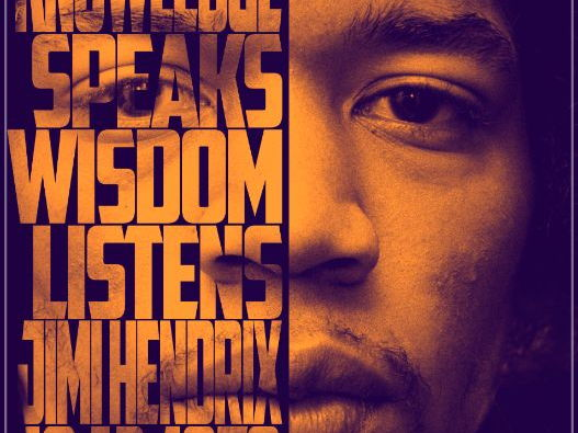 Typography Music Poster - Creative Photoshop Class (Digital Art, Graphics, Photography, Media)
