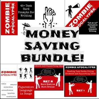 Zombie-Themed Mega Bundle (Still Growing!)