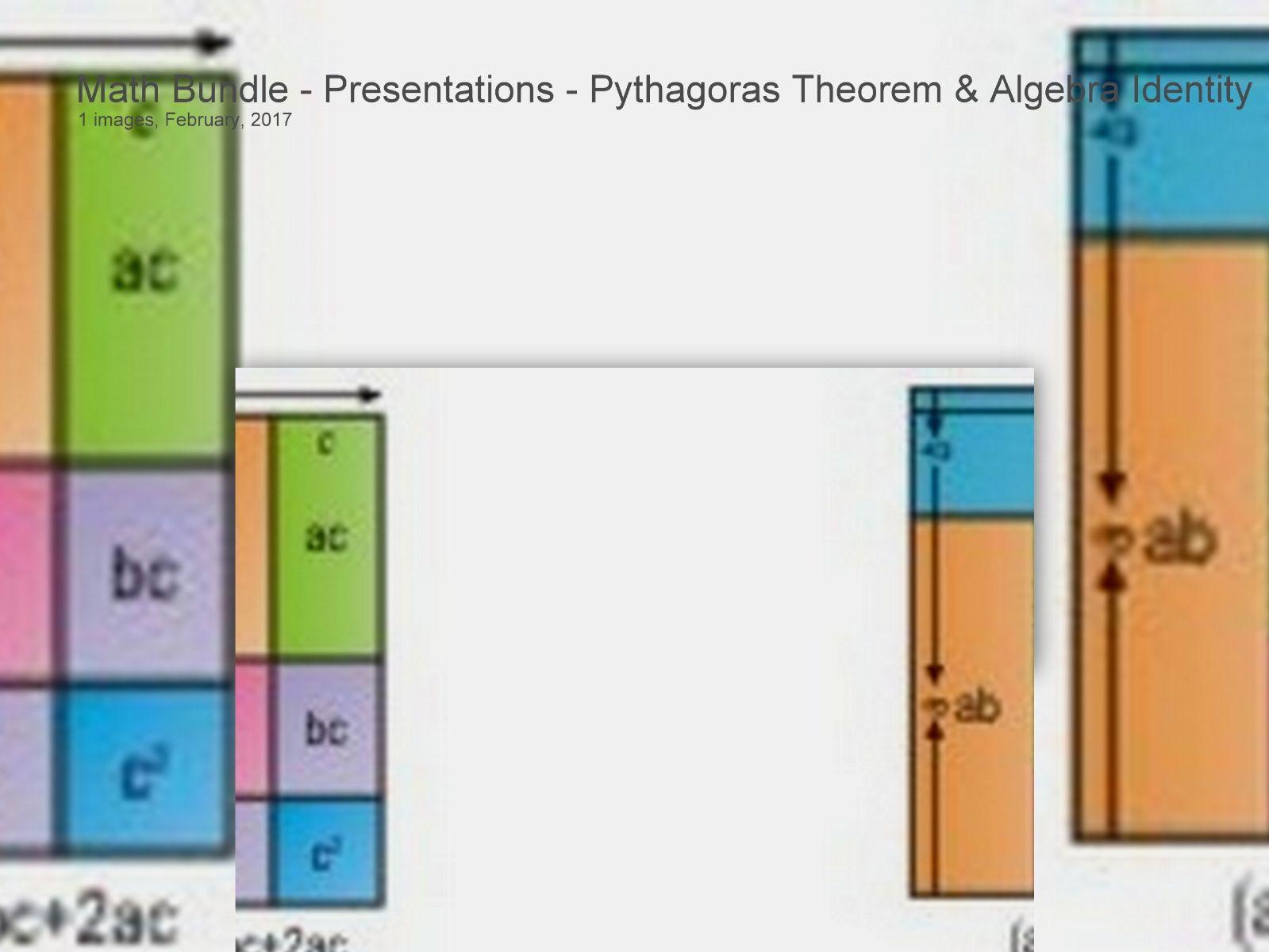 Math Presentations Bundle